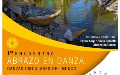 1er. ENCUENTRO ABRAZO EN DANZA  –  DANZAS CIRCULARES DEL MUNDO